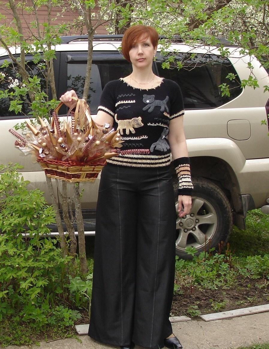 Че-вочка с хвостиком