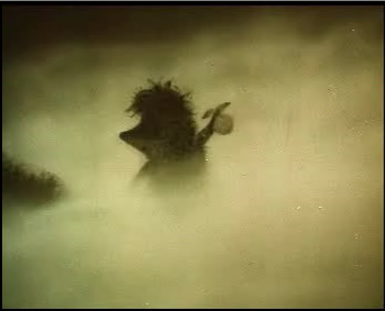 Ежик в тумане