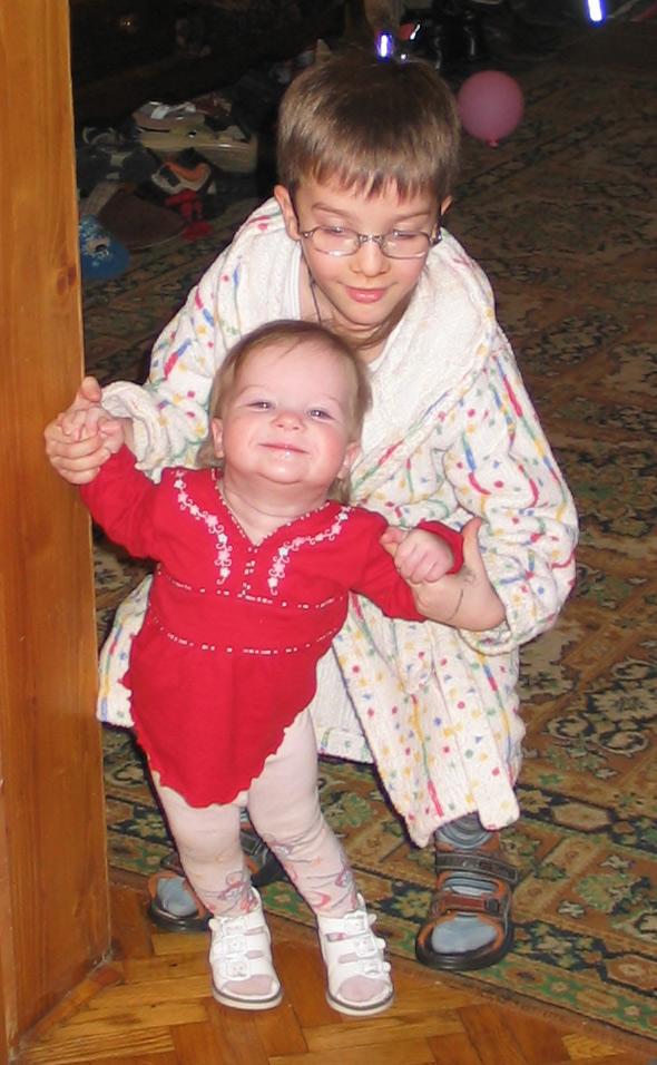 Мишуткина мама и Долли