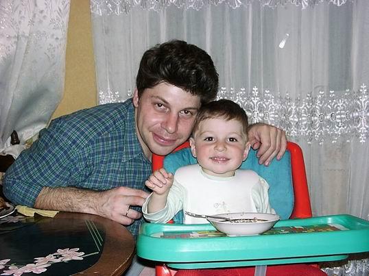 Папа Илья