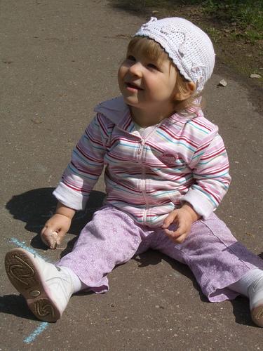 Оля и Кристина (1 год и 11 месяцев)
