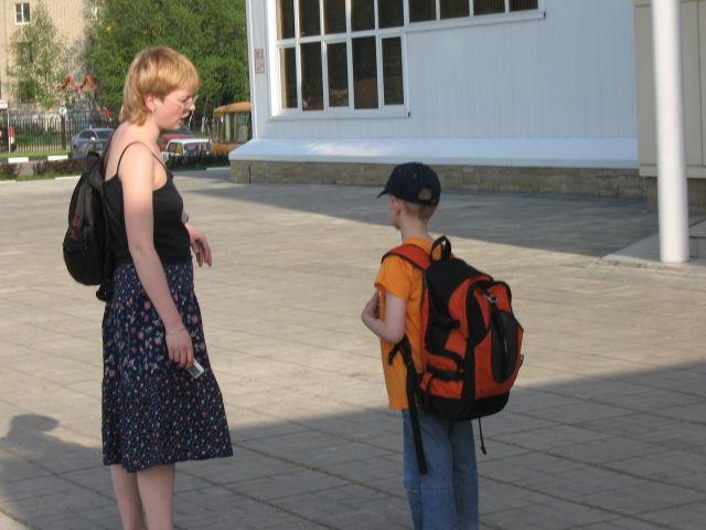 Бубуша+Даня(14лет),Егорка(11лет)и Савва(6лет)