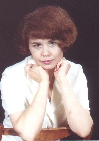 Лидия Серафимовна