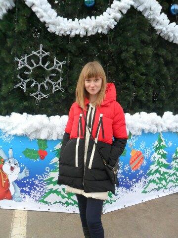 Максименко Анна