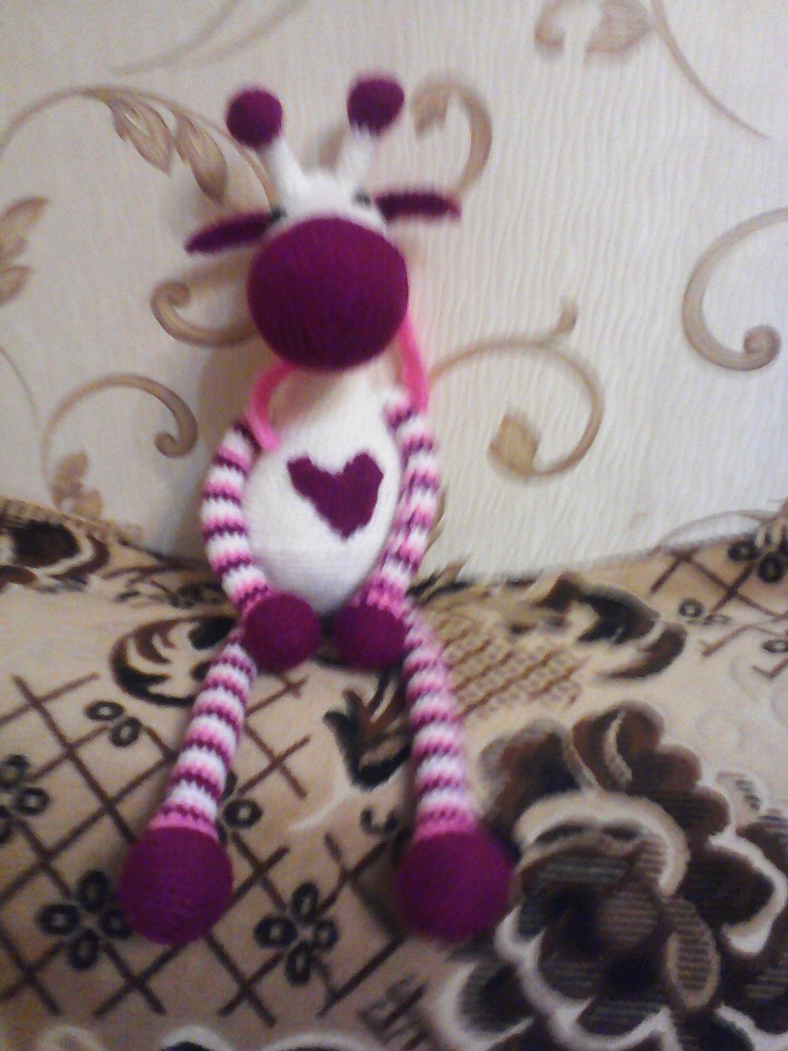жираф Анатолий